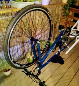 Building your own bike begins with the frame
