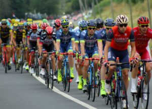 Epic ride enters the tour territory