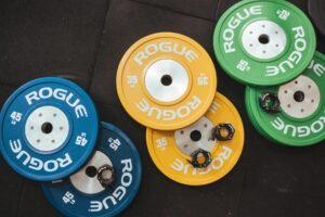Weights for exercise
