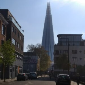 Shard from the distance